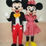 Микки и Мини