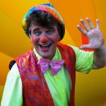 клоун в детский сад