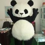 Ростовая кукла Панда на день рождения