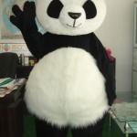 Ростовая кукла Панда на день рождение