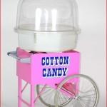 аппарат сахарной ваты с тележкой