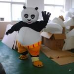 Ростовая кукла Кунфу Панда на праздник