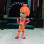 Ростовая кукла Фиксик -Симка