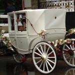 Кареты на свадьбу