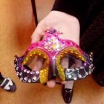 Винецианские маски на день рождения
