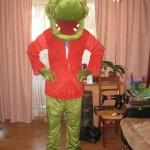 Крокодил Гена на день рождение