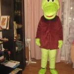 Ростовая кукла Крокодил Гена