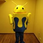 Ростовая кукла Андроид