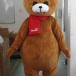 Ростовая кукла Медведь.