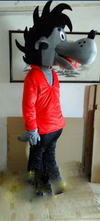 Волк из мультика картинки - defb