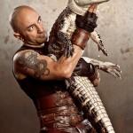 Шоу с экзотическими рептилиями