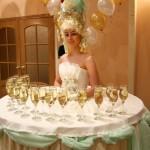 Леди Фуршет на свадьбу заказать