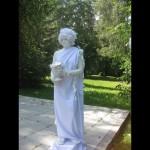 живая статуя на свадьбу