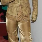 """Живая статуя """"Певец"""" на праздник"""