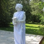 Статуя греческая напрокат